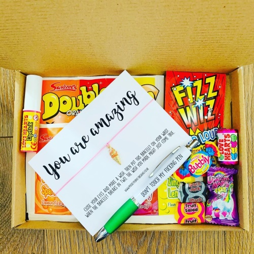 You Are Amazing Sweet AF Treatbox
