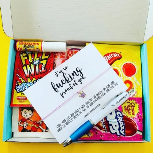 Fucking Proud Sweet AF Treatbox