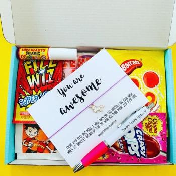 Awesome Unicorn Sweet AF Treatbox