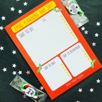 Christmas Planner A5 Pad