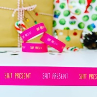 Shit Present Washi Tape