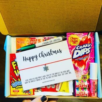 Happy Xmas Sweet AF Box