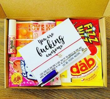 Fucking Awesome Sweet AF Box
