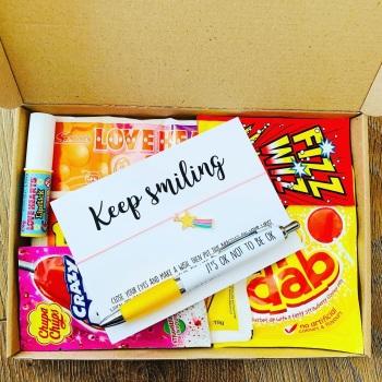Keep Smiling Sweet AF Box