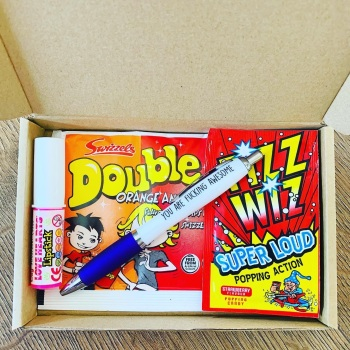 Mini Fucking Awesome Sweet AF Box