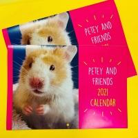 Seconds Petey Calendar