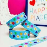 Flowers Washi Tape
