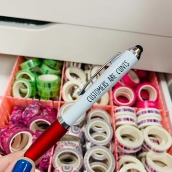 Seconds Customers Stylus Pen