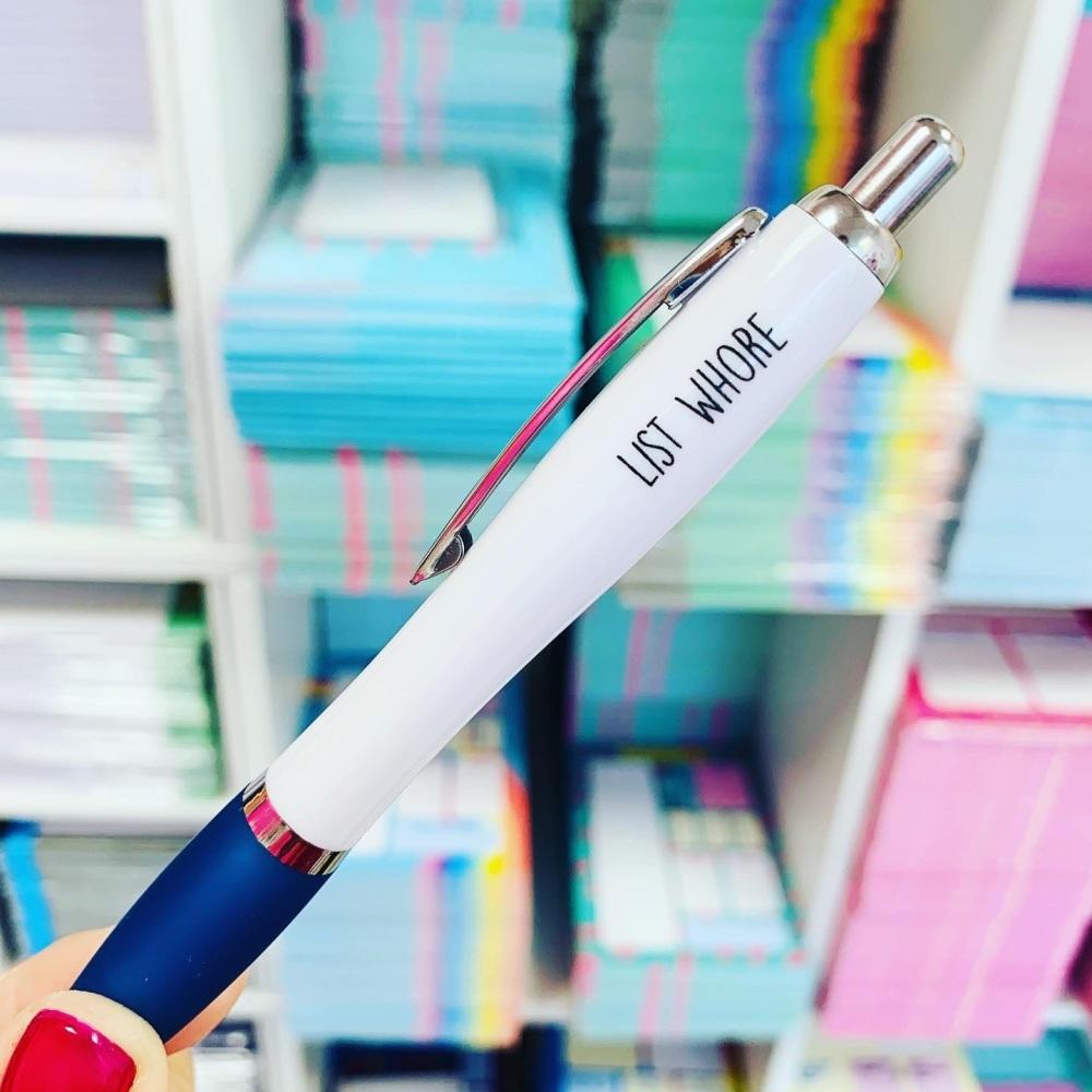 List Whore Pen