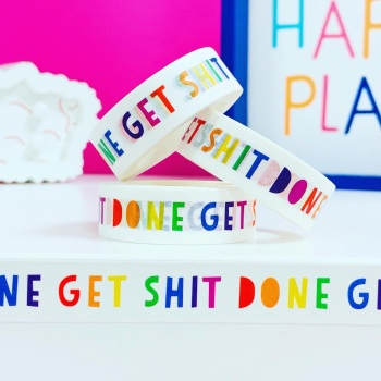 Get Shit Done Washi Tape