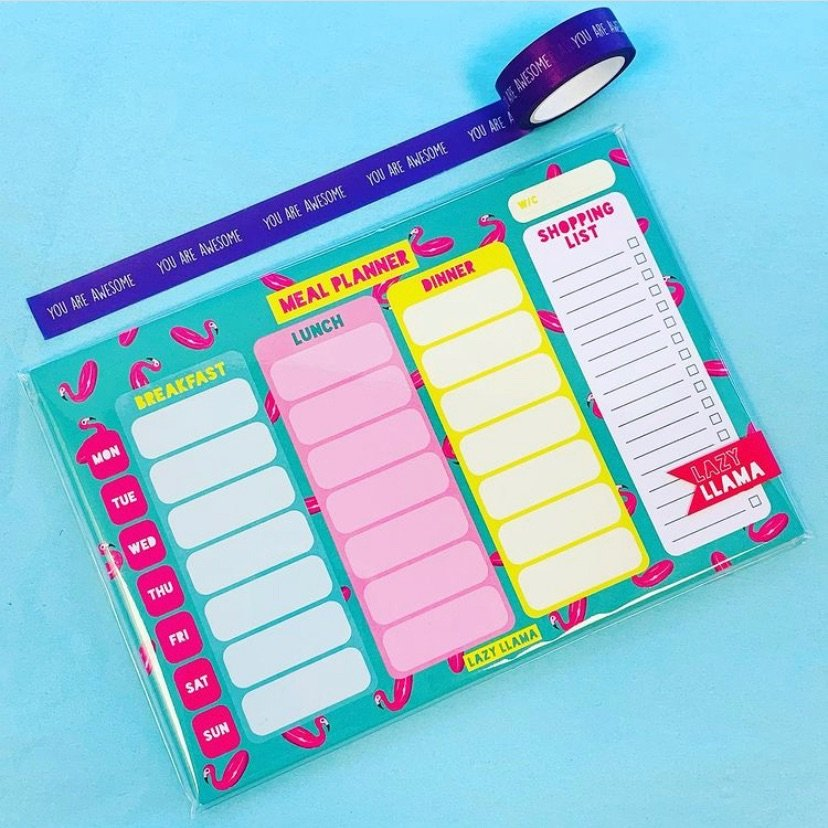 *SECONDS* Meal Planner