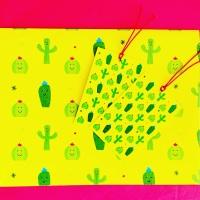 Cactus Wrap & Tags