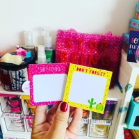 Pack Of Two Sticky Notes
