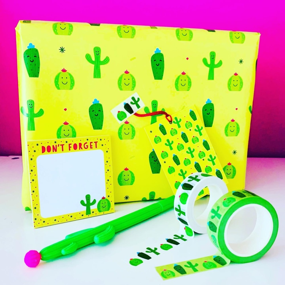 Cactus Wrap Set