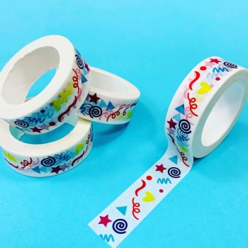 Doodles Washi Tape