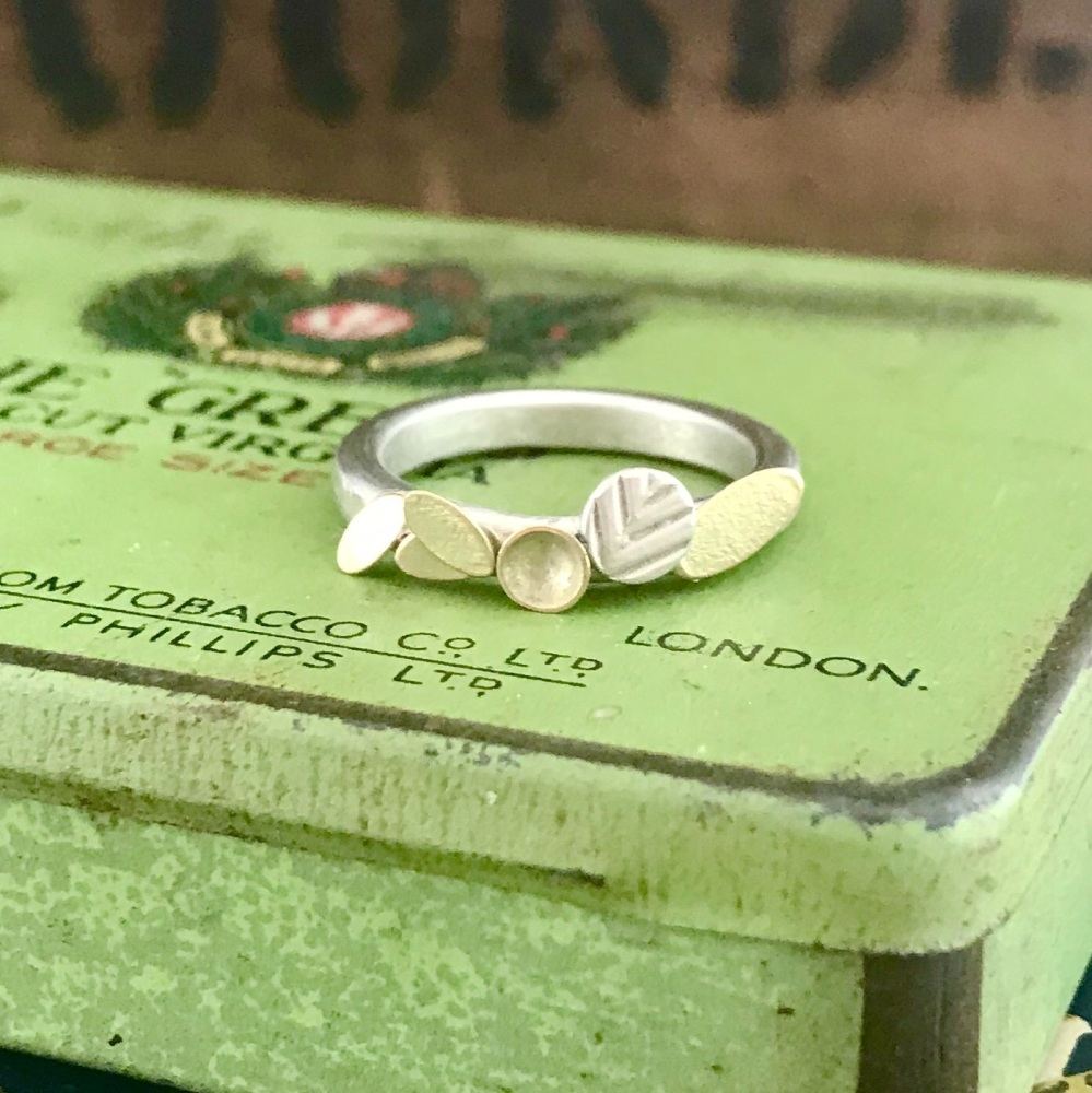 Scattered Fragments Ring