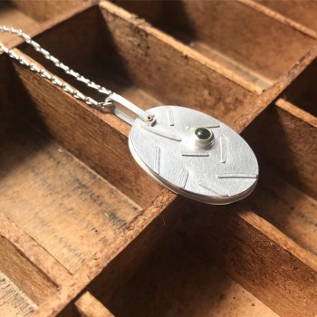 Memory Locket Pendant