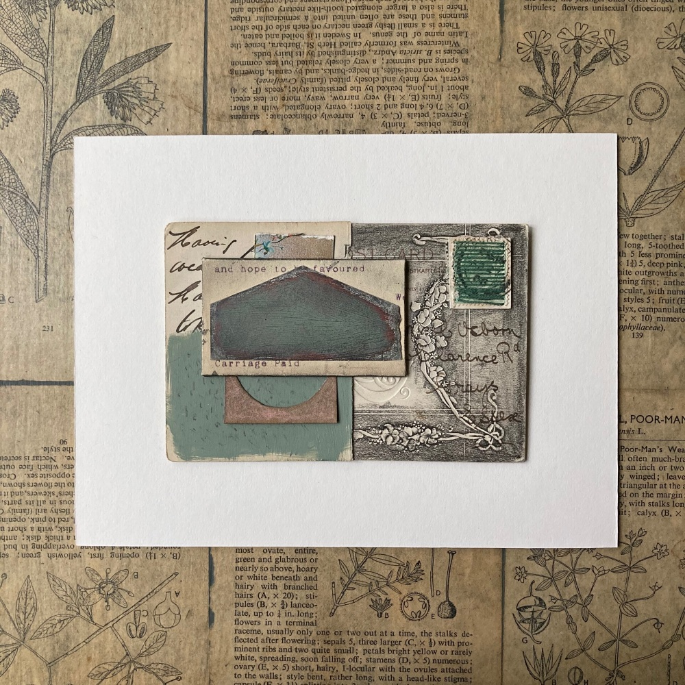 Postcard Collage : 21