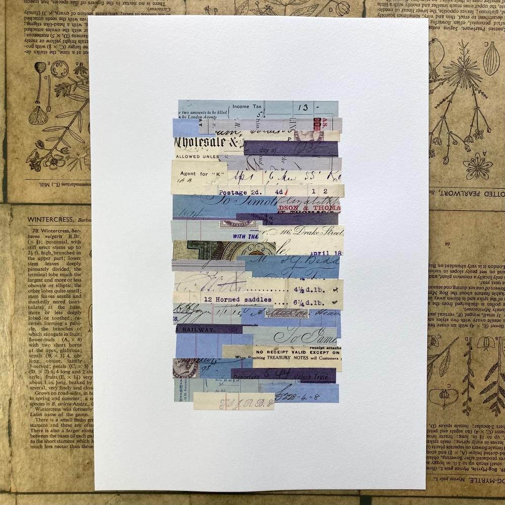 Strip Collage