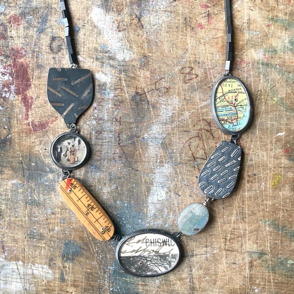 7 Elements Necklace