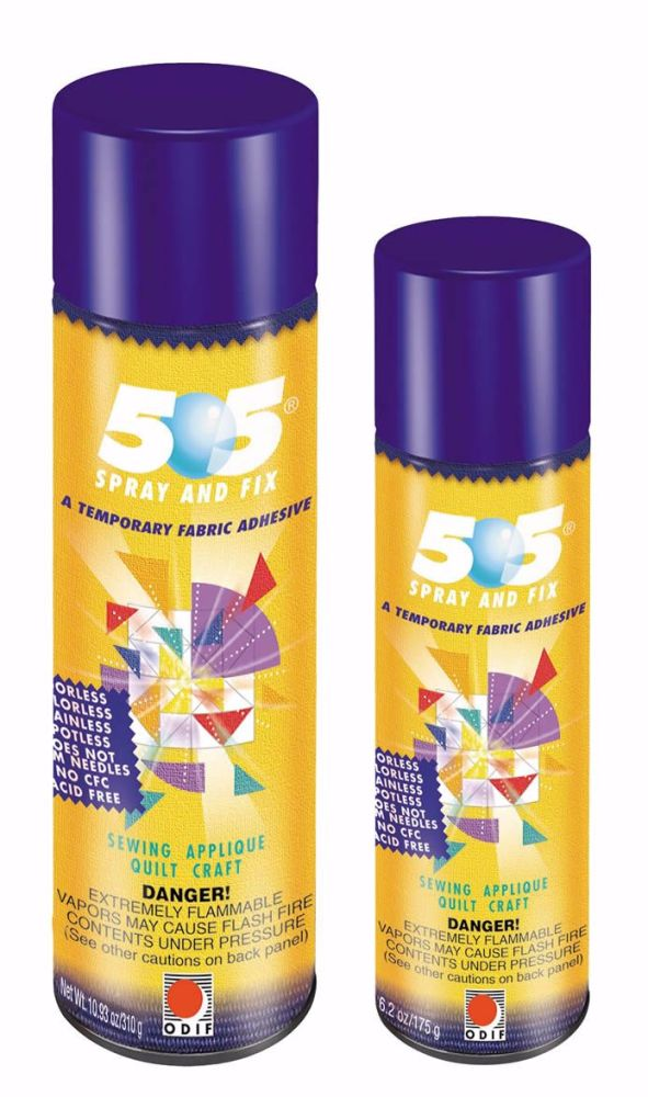 505 TEMPORARY ADHESIVE SPRAY 250ML