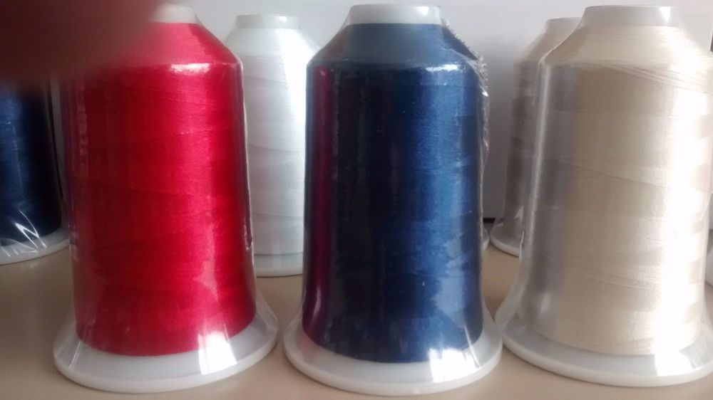 <!-- 001 -->NEW -- 5000M BROTHER EQUIVALENT COLOURS -- 41 COLOURS -- COMING