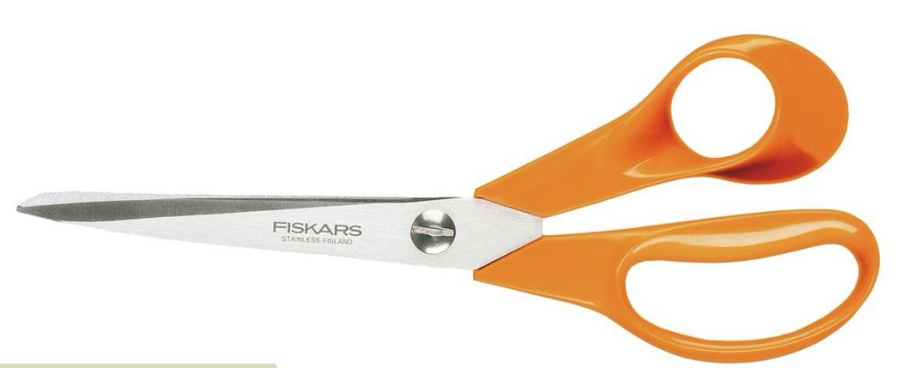 FISKARS GENERAL PURPOSE SCISSORS  21CM  -  COMING SOON