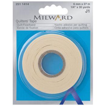 Millward Quilters tape,  6mm x 27m