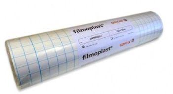 1 METRE  FILMOPLAST 50CM WIDE  SELF ADHESIVE STABILISER (WHITE)
