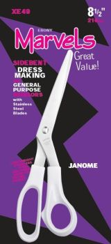 "Janome Marvels 8.5"" Dressmaking scissors"