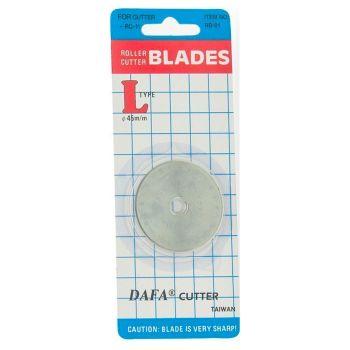 Dafa rotary cutter blade 45mm