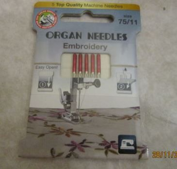 NEEDLES POSTAGE INCLUDED