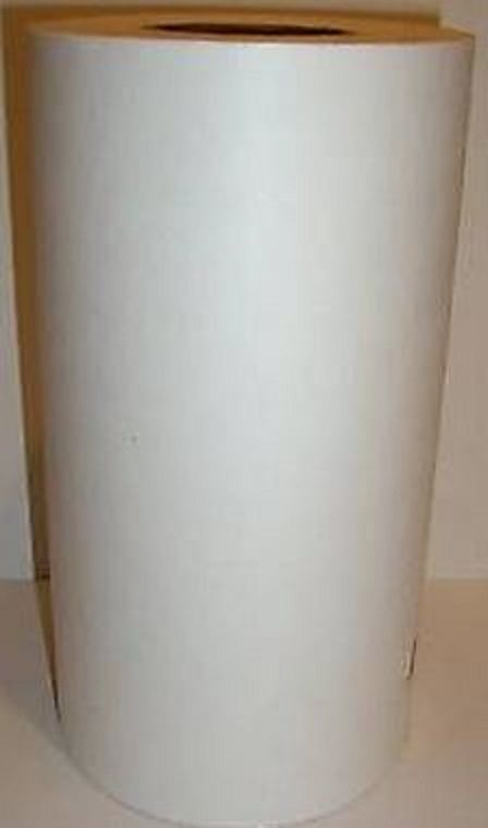 <!--014--> 10m x 25CM  white 40g CUTAWAY Backing - SOFT AND STRONG