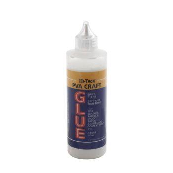 Adhesive: Hi-Tack PVA craft Glue: 115ml
