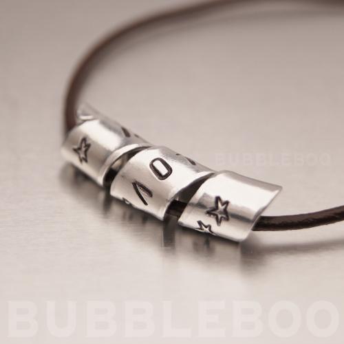Secret Message Necklace