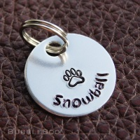 Personalised Pet Tag