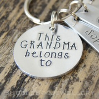 Nanny Keyring