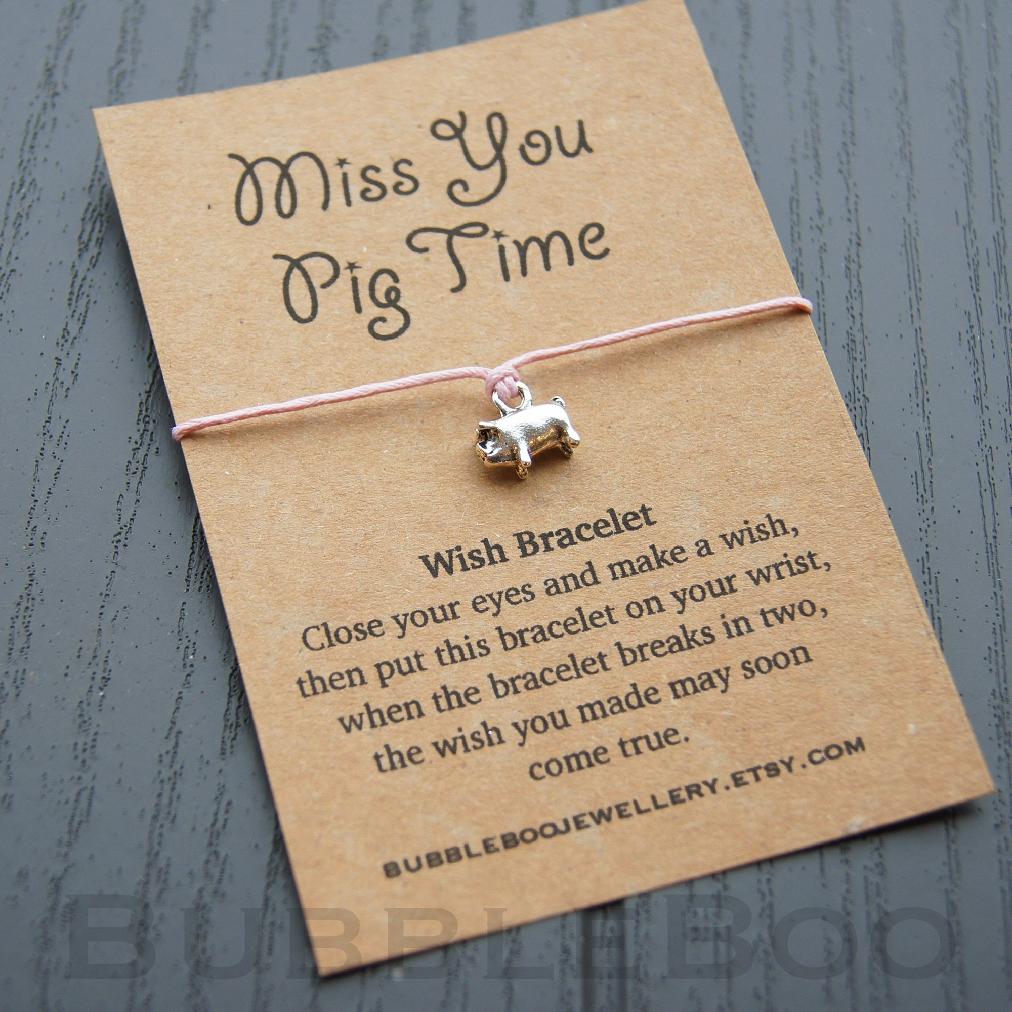 Miss You Pig Time