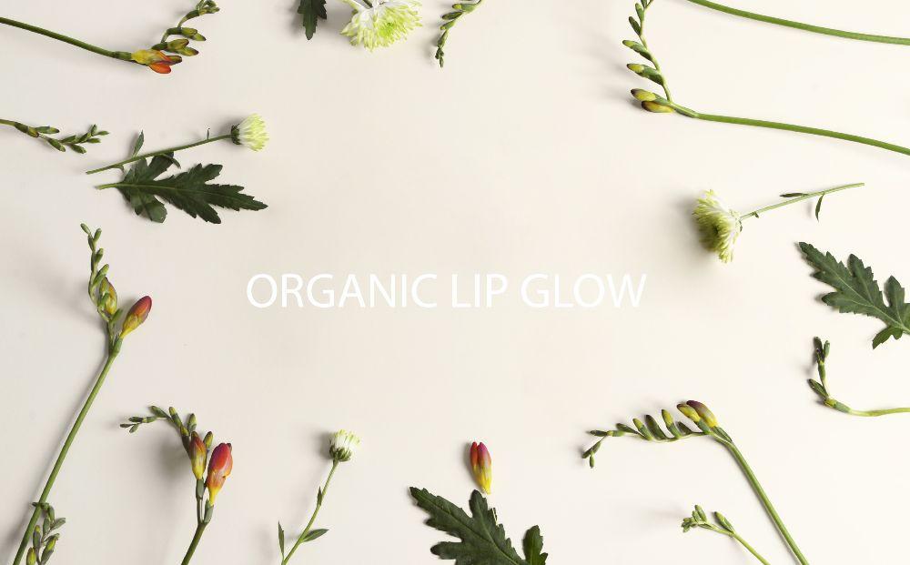 Organic Lip Glow