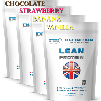 Pack of 4 Samples 1 Of Each Flavour