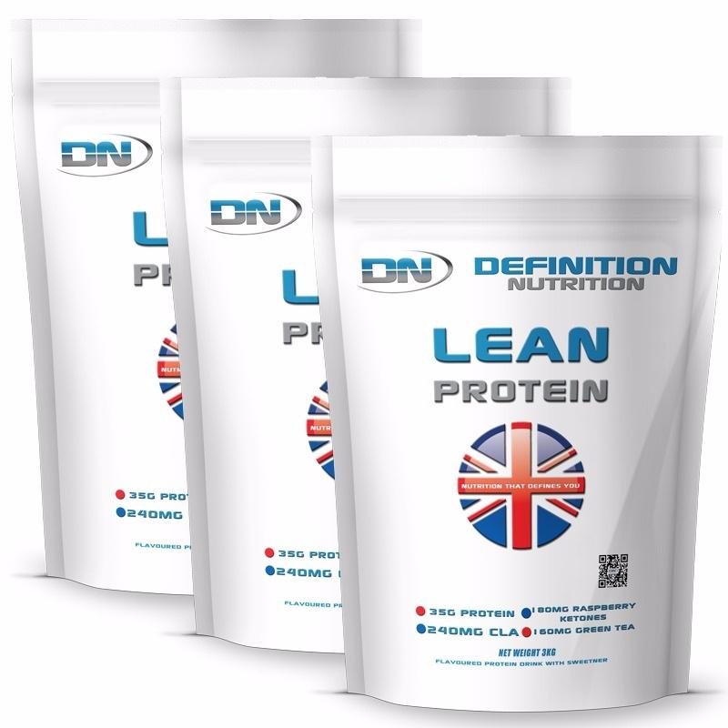Lean protein 9kgs