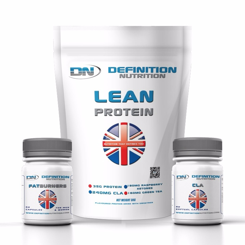 lean-protein stack