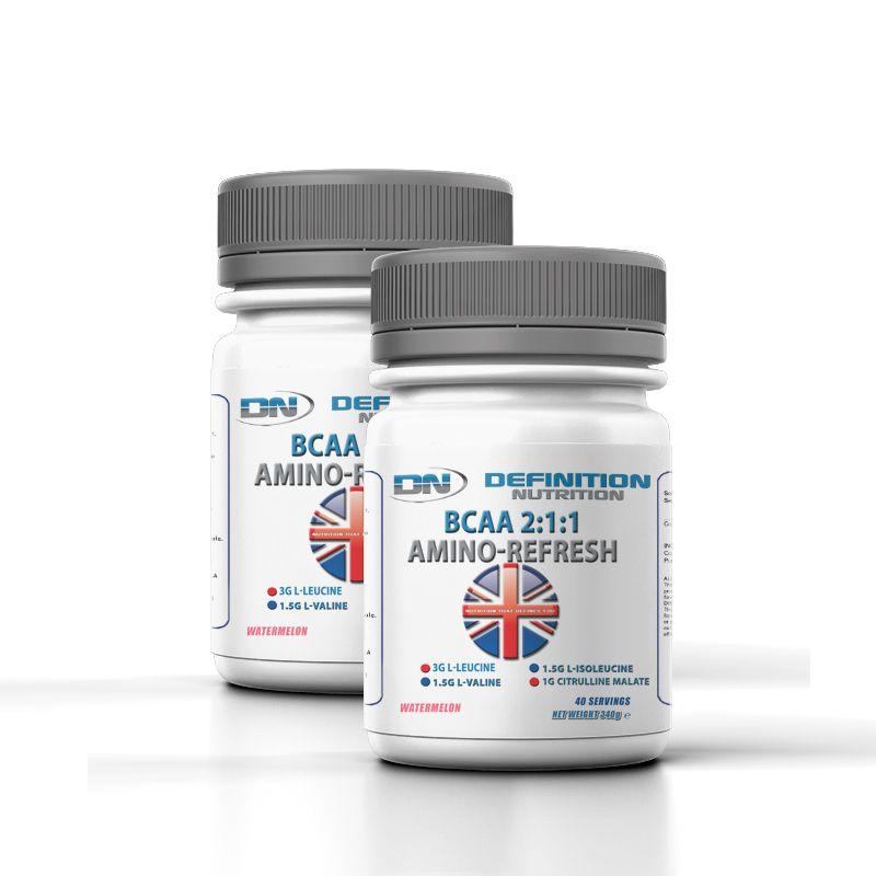 BCAA Amino Refresh 2 Months Supply