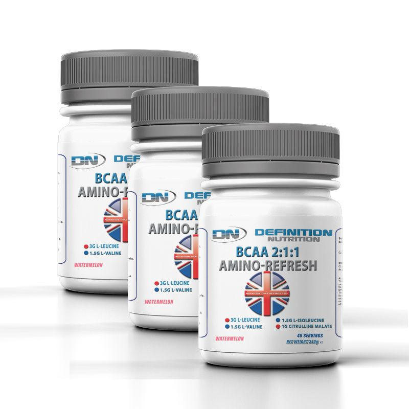 BCAA Amino Refresh 3 Months Supply