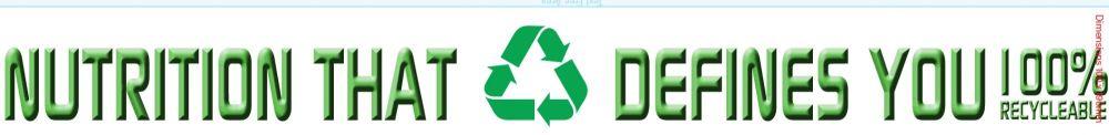 ZMA Label Recycle Eco