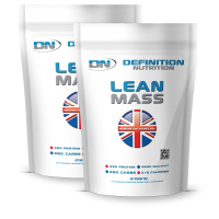 Lean Mass Gainer 6kgs (13.2lbs) 74 Servings