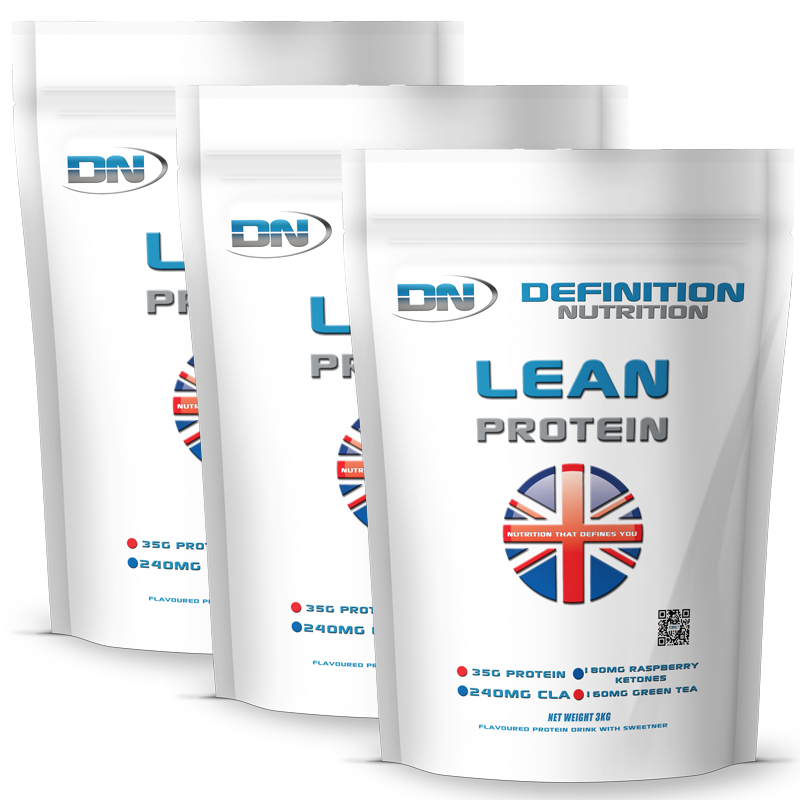 Definition Lean Protein 114 calories 9kgs (19.8lbs)