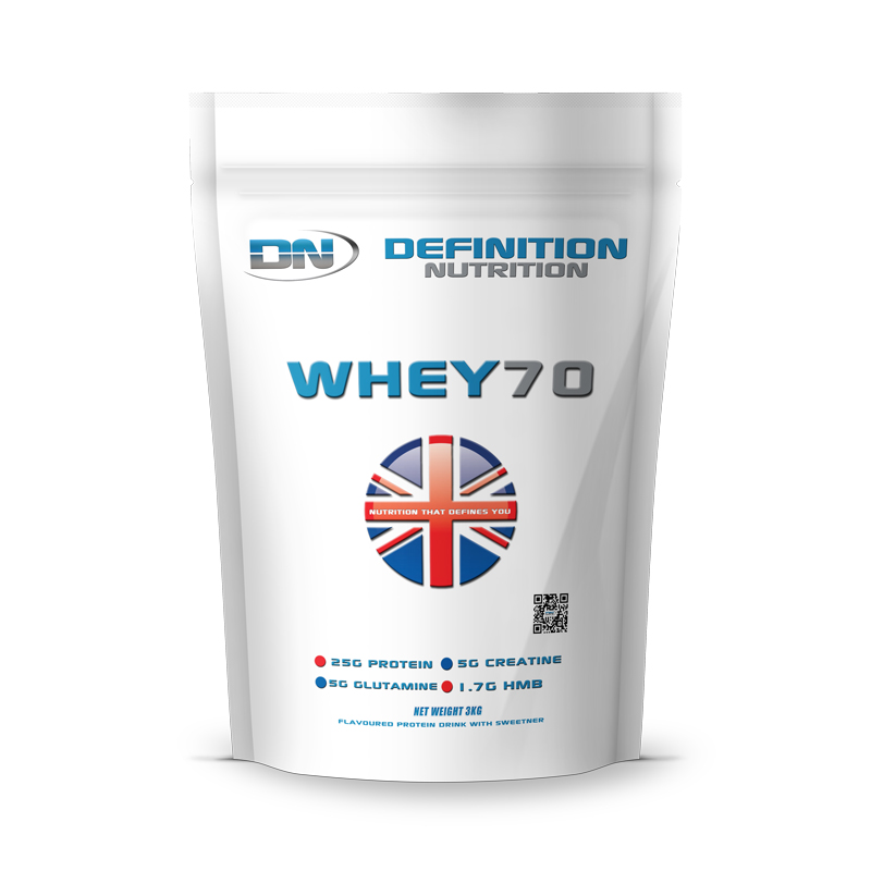 Whey 70 Instantised Great Tasting 85 Servings 3kg (6.6lb)