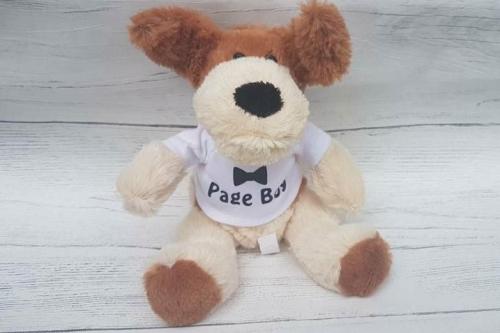 Page Boy Teddy Bear