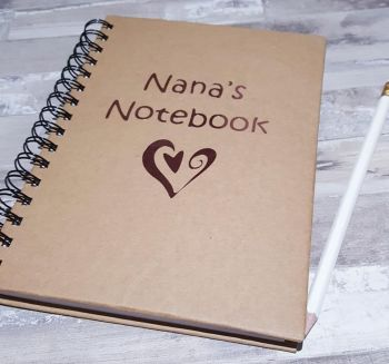 Nana's Notebook